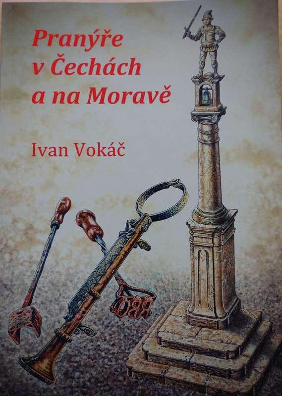 Monografia czeskich imorawskich pręgierzy